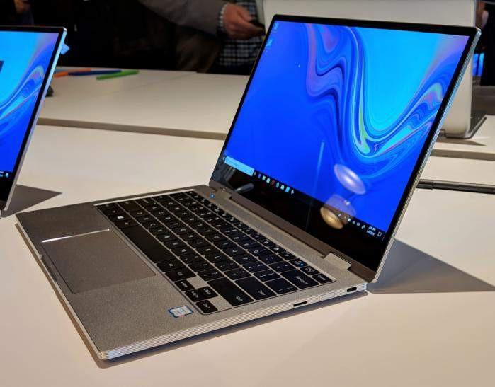 Samsung prezentuje Notebook 9 Pro z procesorem Whiskey Lake i portami Thunderbolt