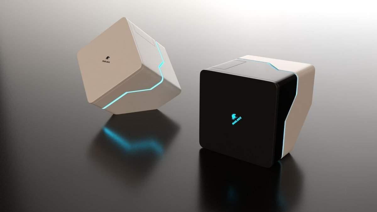 Mad Box - alternatywny design