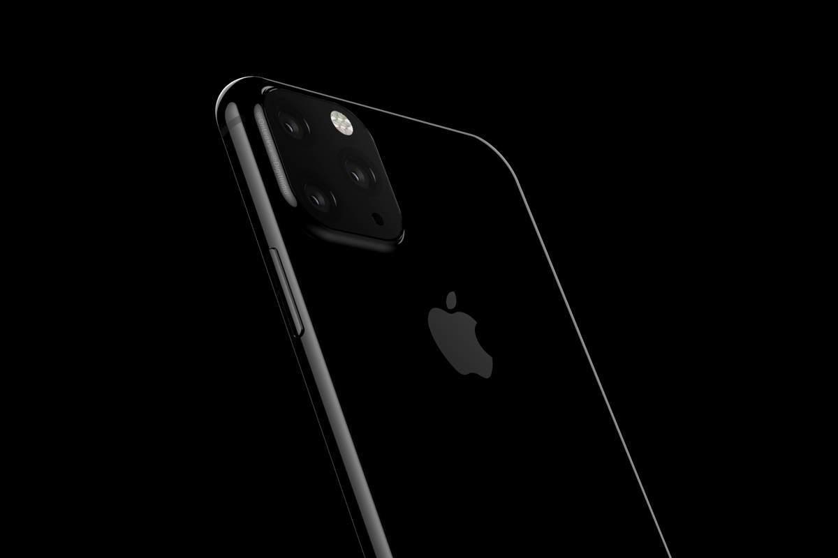 iPhone 2019 - podobno tak ma wyglądać