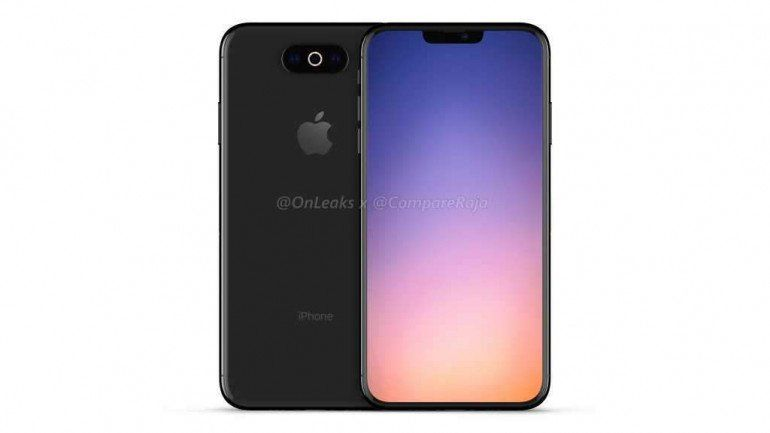 Drugi render iPhone XI