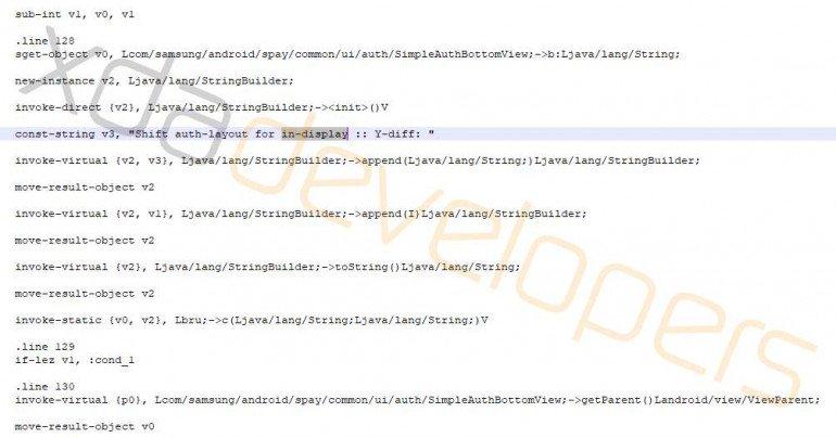 Samsung Pay potwierdza: Samsung S10 z czytnikiem linii papilarnych na ekranie