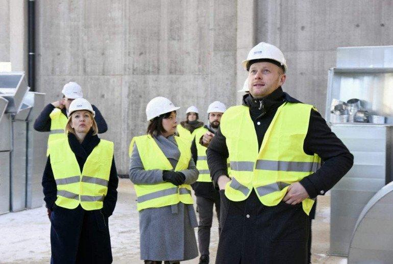 W Gdyni powstaje właśnie jedna z najnowocześniejszych placówek edukacyjnych na świecie