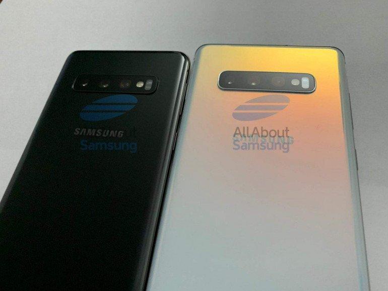 Galaxy S10 i S10+ na kolejnych zdjęciach