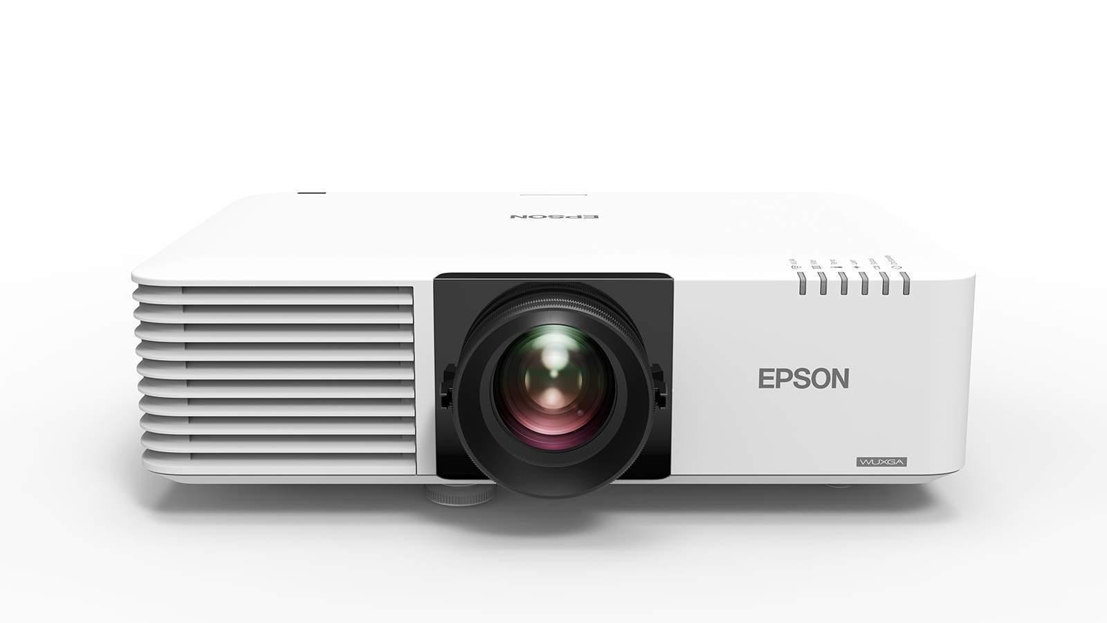Epson EB-L400U – laserowy projektor rozdzielczości WUXGA poza jasnością 4500 lumenów zapewnia wiele lat bezawaryjnej pracy