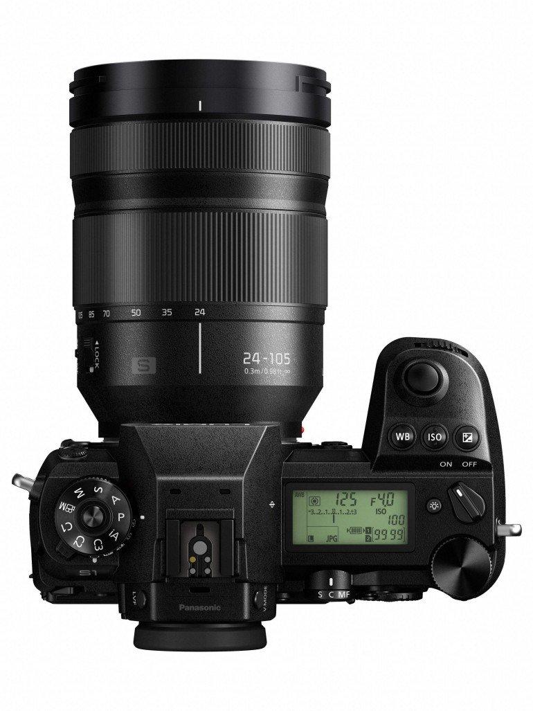 Panasonic przedstawia aparaty LUMIX z serii S