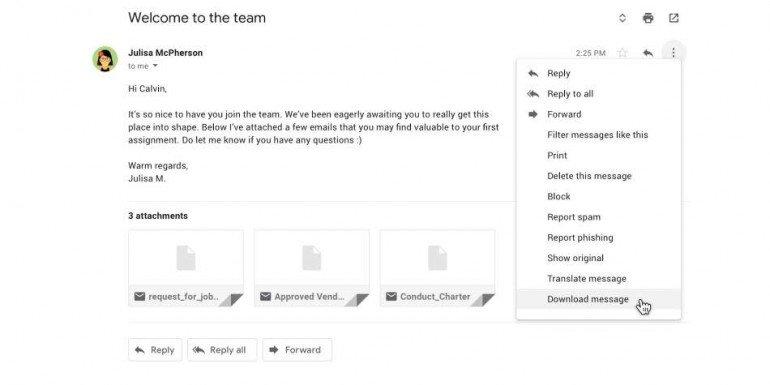 Gmail - trzy nowe, praktyczne funkcje