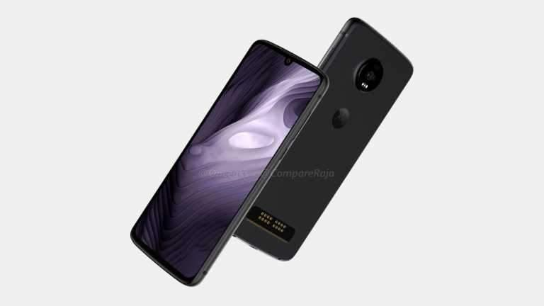 Motorola Moto Z4 Play - podobno