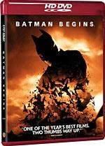 Jeden z najlepszych filmów 2006 roku wydanych w formacie HD (HD DVD) - Batman Początek