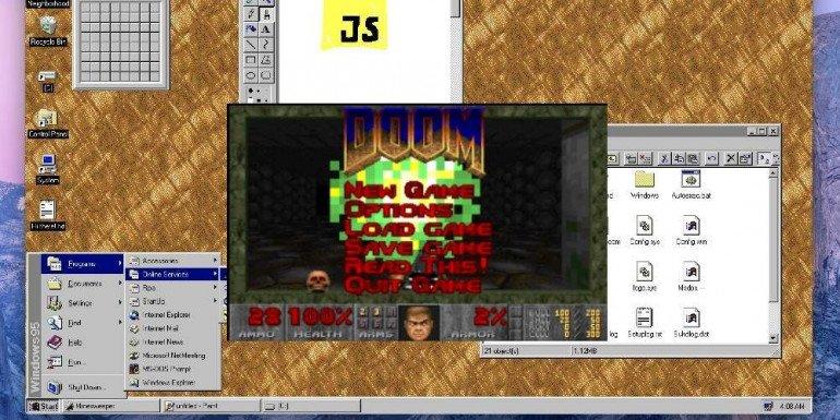 Windows 95 v 2.0
