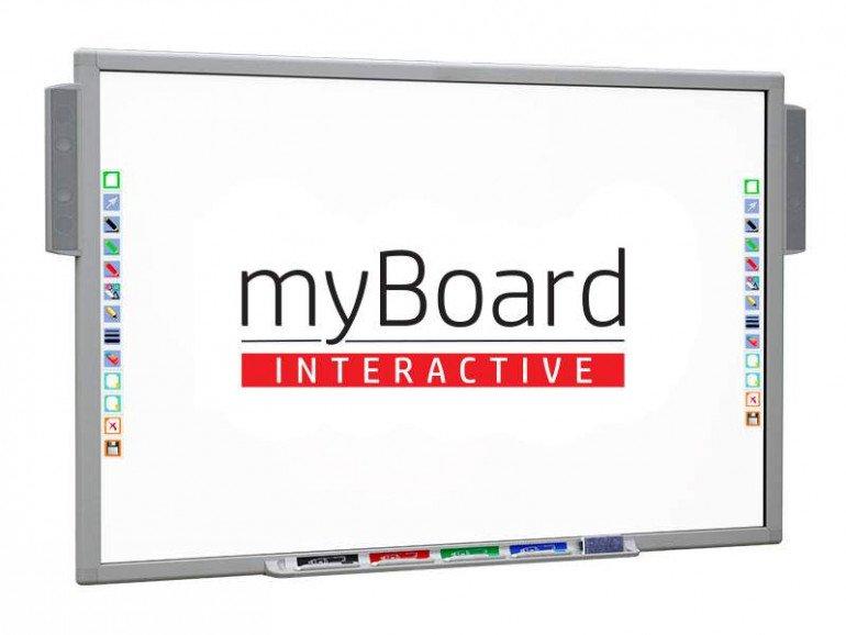myBoard Silver wydaje się być ciekawym wyborem o kompleksowym zestawie możliwości.