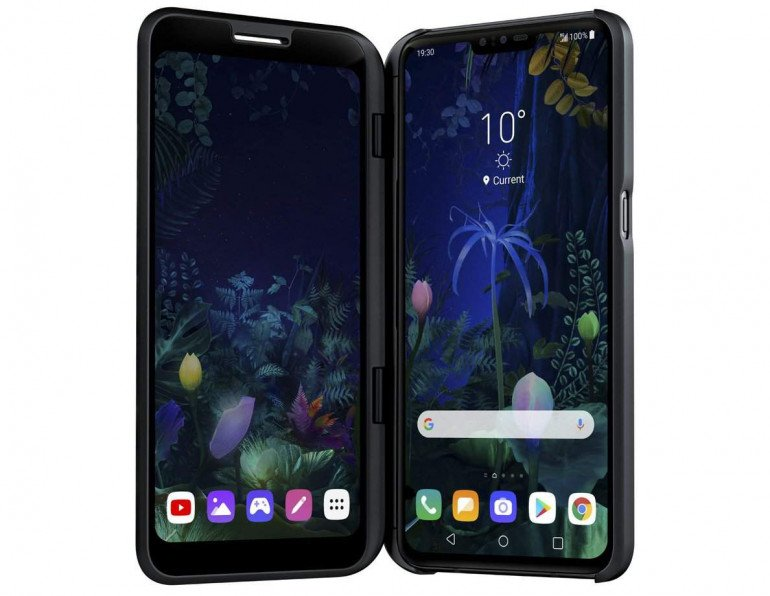 LG V50 ThinQ zaprezentowany - czy to V40 z 5G?
