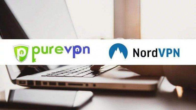 NordVPN i PureVPN ze zniżkami ponad 70%