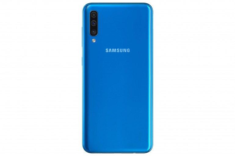 MWC 2019: Samsung prezentuje smartfon Galaxy A50