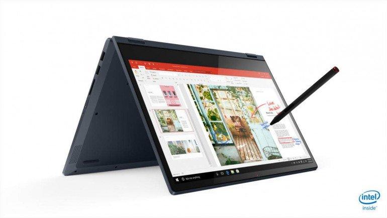 Nowe laptopy Lenovo IdeaPad z procesorami Intel, AMD oraz grafiką Nvidia