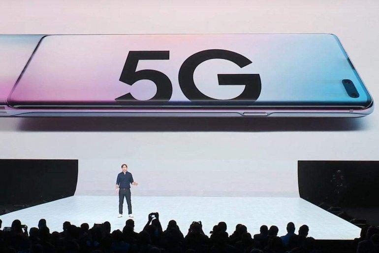 Rok 2020 rokiem smartfonów 5G