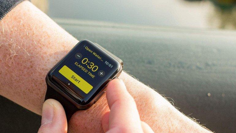 Czy Apple Watch jest wodoodporny?