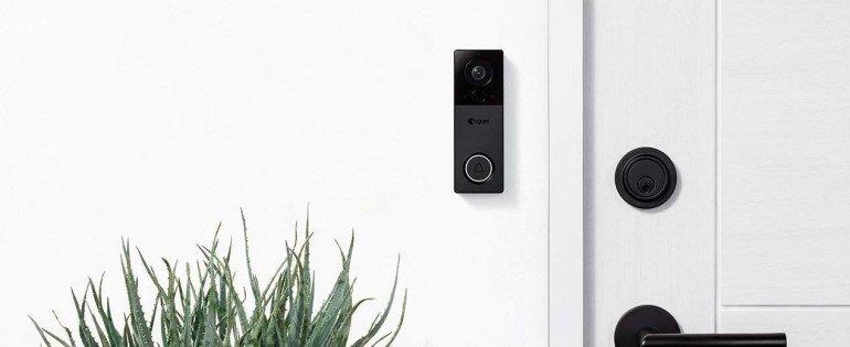 August View nowy bezprzewodowy video dzwonek do drzwi