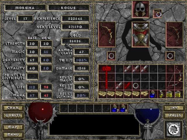 Oryginalne Diablo powraca dzięki współpracy Blizzard Entertainment i GOG.COM