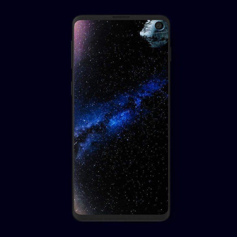 Samsung S10: wspaniałe, kreatywne tapety