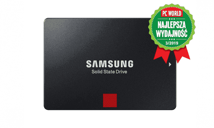 Samsung 860 PRO 512 GB