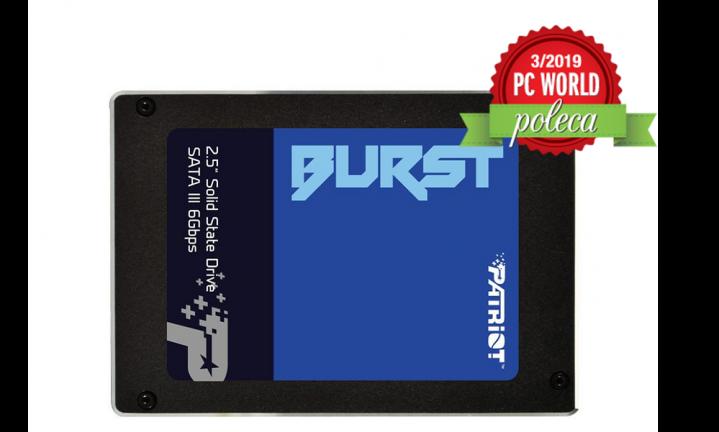 Patriot Burst 480GB