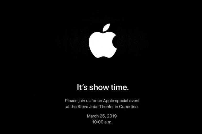 Apple organizuję specjalną konferencje 25 marca