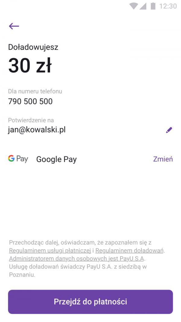 Play24 wprowadza doładowania konta za pomocą Apple Pay i Google Pay