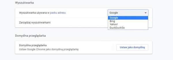 Google integruje z Chrome wyszukiwarkę DuckDuckGo