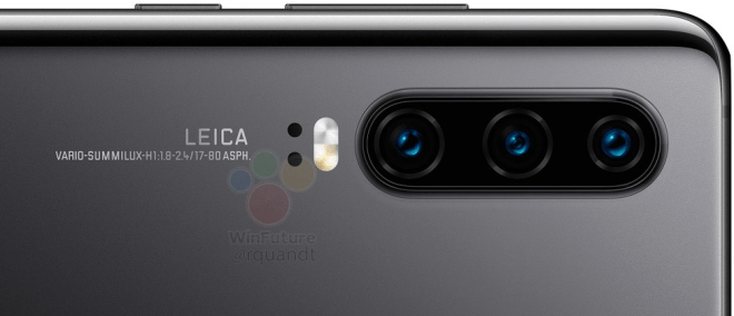 Huawei P30 Pro - specyfikacja, data premiery, ceny [przecieki i plotki 17.03.2019]
