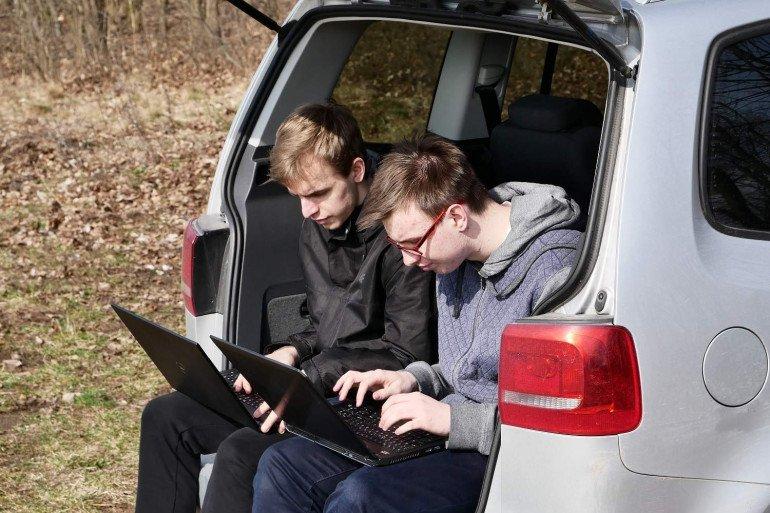 Prace nad oprogramowaniem trwają również w terenie