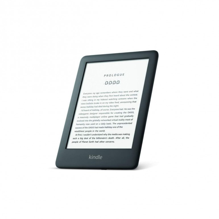 All-new Kindle - nowy, tani czytnik e-booków od Amazon