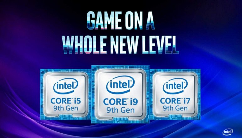 Intel obiecuje wprowadzenie mobilnych procesorów 9 generacji