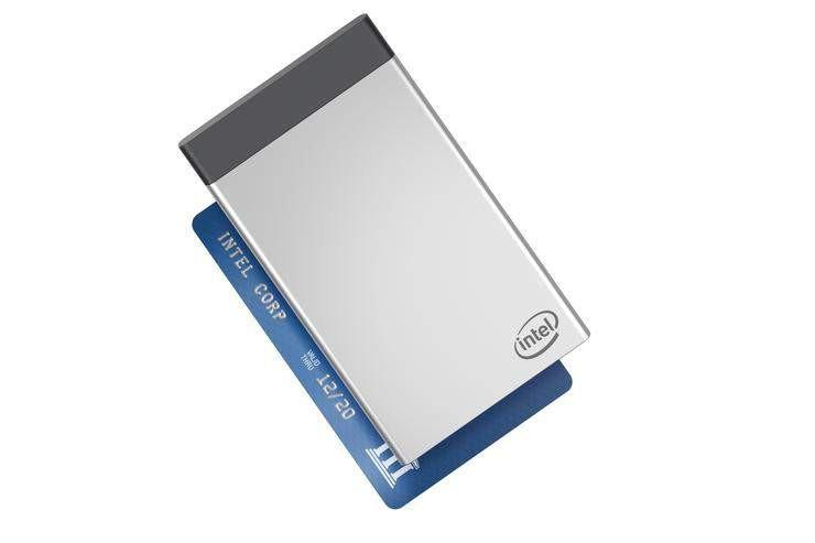 Intel zamyka projekt Compute Card