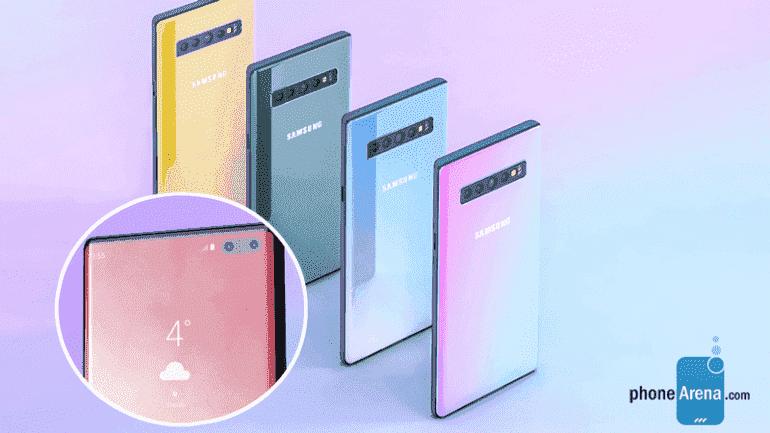 Samsung Galaxy Note 10 - specyfikacja, cena, data premiery [04.08.2019]