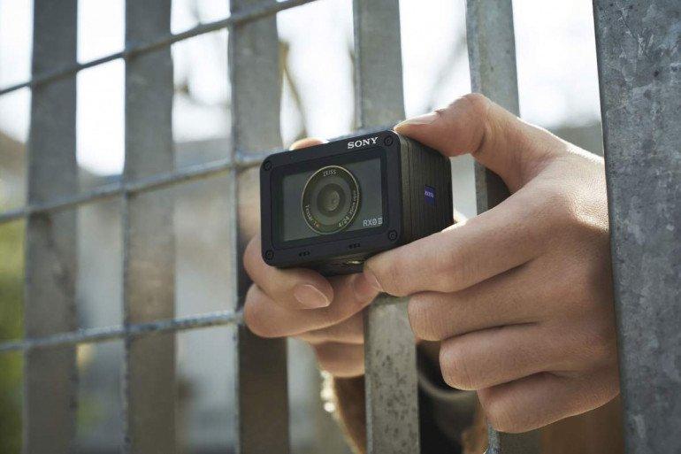Sony RX0 II: najmniejszy i najlżejszy na świecie aparat ultrakompaktowy klasy premium