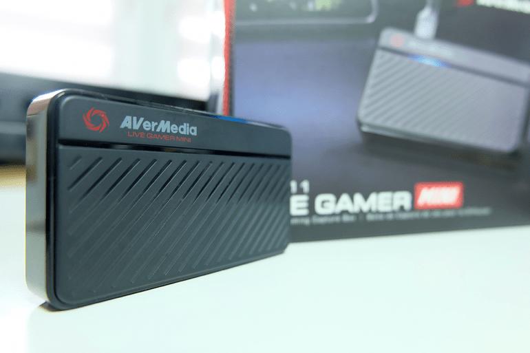 AVerMedia Live Gamer MINI GC311 - test i recenzja