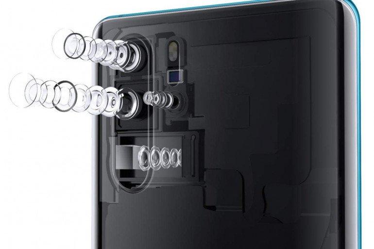 Czy Huawei wymusza zakup P30 Pro zamiast P30?