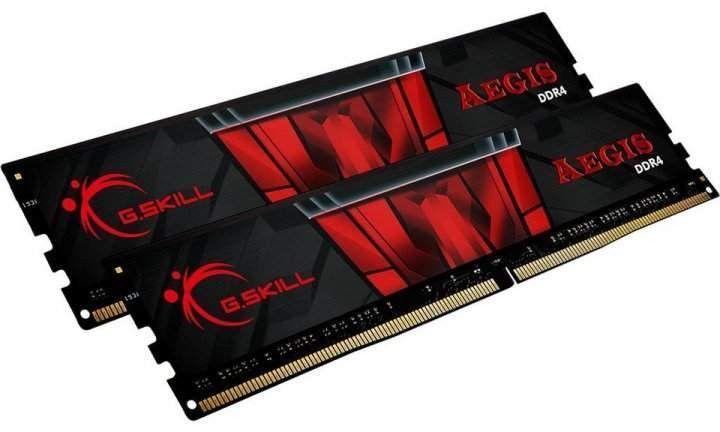 G.Skil Aegis 16GB (2x8GB) DDR4 3000MHz CL16