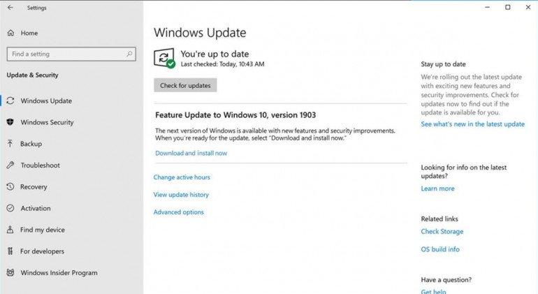 Windows 10: zapowiedziano ważną aktualizację w maju