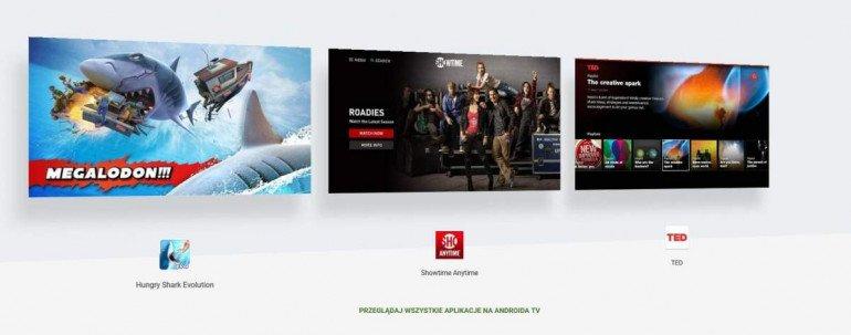 Android TV: reklamy od Google, użytkownicy niezadowoleni