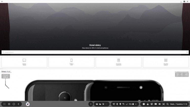 Samsung Dex, czyli jak łatwo zamienić Galaxy S10 w PC