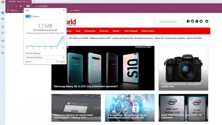 Opera przedstawia Reborn 3: pierwszą przeglądarkę na komputery gotową na Web 3.0 - Internet jutra