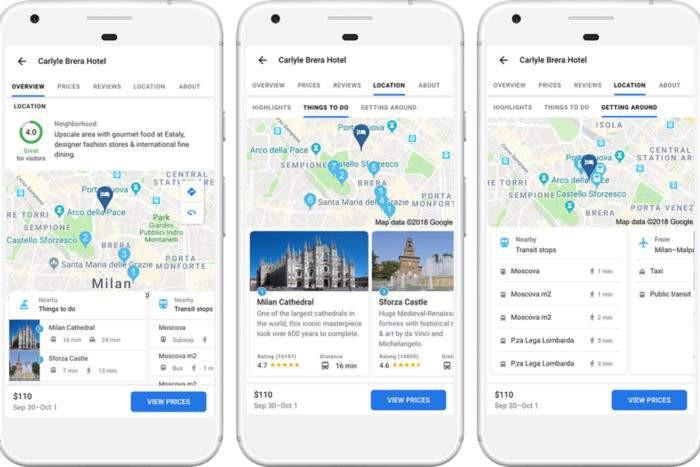 Mapy Google będą pomagać w unikaniu korków