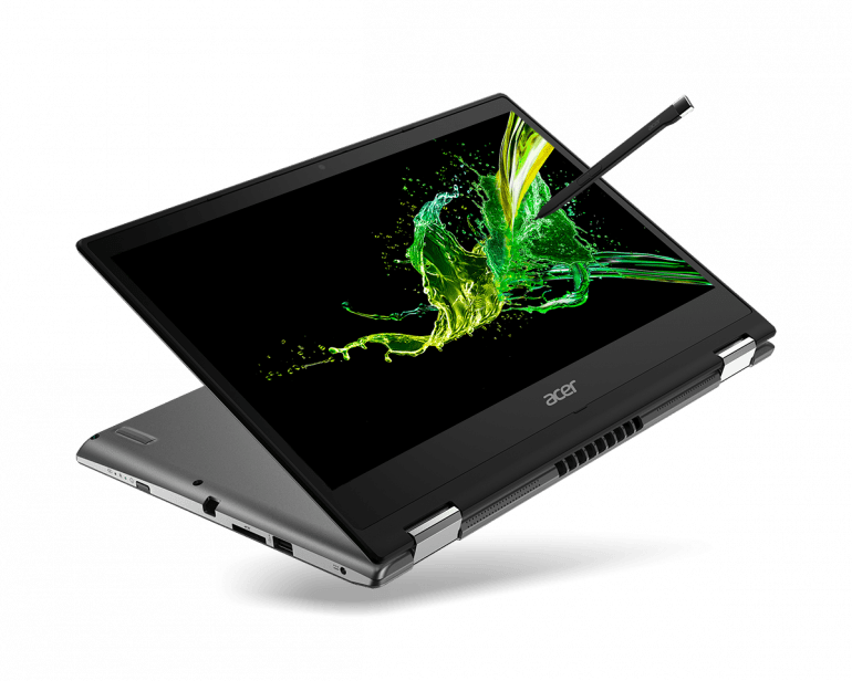 Acer Spin 3 - nowy tani laptop 2 w 1