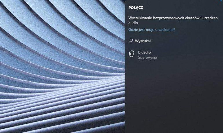 Windows 10: jak aktywować Miracast
