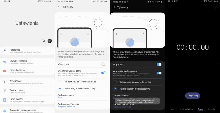 Jak skonfigurować Galaxy S10 - 10 porad