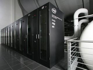 Serce ośrodka BMW Sauber F1 - superkomputer Albert 2