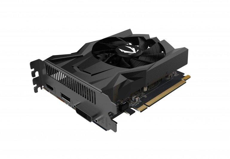 ZOTAC prezentuje nowego GeForce GTX 1650 OC