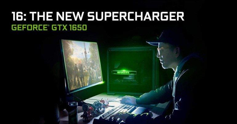 Tania karta graficzna dla graczy - Nvidia GeForce GTX 1650