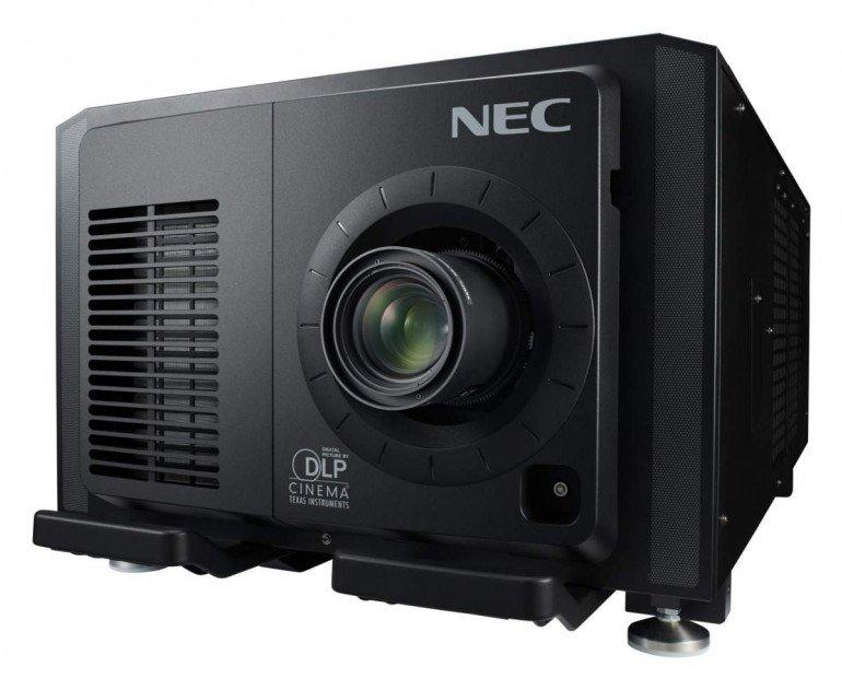 NEC NC2402ML - pierwszy na świecie modułowy, kinowy projektor laserowy